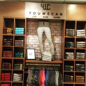Youwecan, Suditi Industries, Yuvraj Singh, Hazel Keech, Amazon, Jabong, Myntra, YWC, Sports, Fashion, Punjab, Mohali
