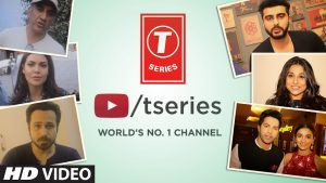T-Series is set to become number one channel on YouTube Globally