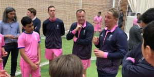 Australian Cricketer Shane Warne launches First IPL Academy outside India for Rajasthan Royals in United Kingdom