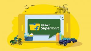 Flipkart launches Online Grocery Store 'Supermart' in Mumbai