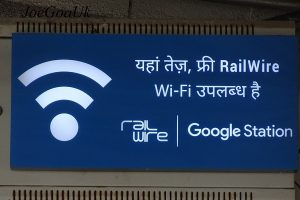 MUMBAI WEST RAILWAY DIVISION, SANTACRUZ RAILWAY STATION, WI-FI, TECHNOLOGY, RAILTEL CORPORATION OF INDIA, RAIL TRANSPORT IN INDIA, GOOGLE STATION, RAILTEL CORPORATION, NOW SANTACRUZ STATION, WR CPRO, HOMEPAGE NETWORK, BROADBAND, SMS, WR'S SANTACRUZ STATION, OPTIC FIBRE NETWORK, ACCESS HIGH SPEED INTERNET, MUMBAI, GOOGLE, REAY ROAD STATION, INDIA, WI-FI FACILITY AT RAILWAY STATION, CHIEF PUBLIC RELATIONS OFFICER, UNIVERSAL SERVICE OBLIGATORY, FUND OF GOVERNMENT OF INDIA, SMARTPHONE, NEWS, 3G, BHUBANESWAR RAILWAY STATION, FIBRE OPTIC, FIBRE OPTIC NETWORK, GOOGLE, JAIPUR, LUCKNOW, PATNA, RAILTEL, RAILTEL CORPORATION OF INDIA, RANCHI, TECHNOLOGY_INTERNET, WI-FI, WIFI