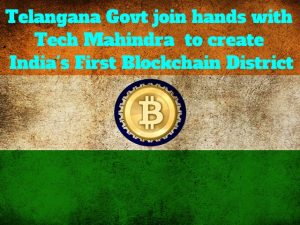 Tech Mahindra, Blockchain Technology, Telangana Government signs MOU with Tech Mahindra, Telangana State, CP Gurnani, Telangana Technology state, Telangana crypto state in India, India's first blockchain district, Telangana first blockchain district, cryptocurrency, Public Private Partnerships in India, Digital race, first blockchain district in india, india's first blockchain district in telangana, what is blockchain district, blockchain district telangana, blockchain district meaning, blockchain district means, tech mahindra blockchain, first blockchain academy in india