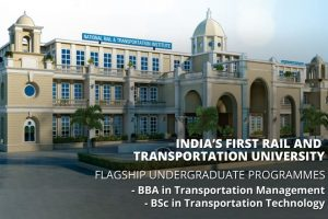 National Rail And Transportation Institute, NRTI, India, Vadodara, Gujarat, BBA, Transportation Management, BSc In Transportation Technology, India's 1st Railway University, NRTI, Opens Admissions For 2019-2020; How To Apply, Eligibility, Entrance Date, NRTI Important Dates, NRTI Eligibility Criteria 2019, NRTI 2019 Application Form, NRTI 2019 Admit Card, NRTI 2019 Exam pattern, NRTI 2019 Admission - Syllabus, NRTI Admission 2019 - Sample Papers