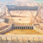 KALESHWARAM, LIFT IRRIGATION, MEIL, WORLD'S LARGEST LIFT IRRIGATION, MEGHA ENGINEERING, PUMP HOUSE, MULWAD IRRIGATION PROJECT, Godavari River, Y. S. Rajasekhara Reddy, Colorado River, Telangana world's largest lift irrigation project