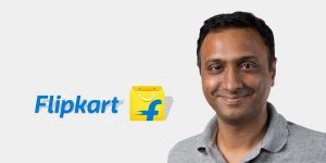 UP Ground Breaking Ceremony, Kalyan Krishnamurthy, Flipkart, FlipKart CEO, E-Commerce, MSMES, Uttar Pradesh, Trillion dollar Economy, India's First Trillion Dollar Economy State