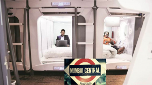 IRCTC, POD hotel, Indian Railways, Mumbai Central, Indian Railway, Pod Hotels, Mumbai, Mumbai Central Station, Mumbai Central Railway Station, Cheapest Hotels in Mumbai, japanese style pod hotel, IRCTC Pod Hotels, Indian Railways Pod Hotels, Indian Railway Catering Tourism Corporation Limited