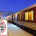 ban plastic, Indian railways, Plastic Free, beat plastic pollution, environmental sustainability, bottle crushing vending machines, stop use of plastic, indian railway stations