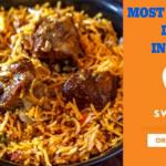 food delivery, Startups, swiggy, Swiggy orders, Online food delivery, most ordered food on swiggy, most ordered food on zomato, most ordered food in india, Biryani, Dosa, Burgers, Gulab Jamun, ras Malai, Online Food Ordering